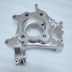 Precision CNC Milling Machine Aluminum Parts for Auto