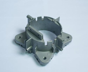 Custom Aluminum Alloy Die Casting Spare Parts for Auto Industry