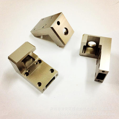 Custom Precision CNC Machining Brass Auto Parts