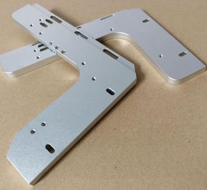 Customized Precision CNC Milling Anodized Aluminum Parts