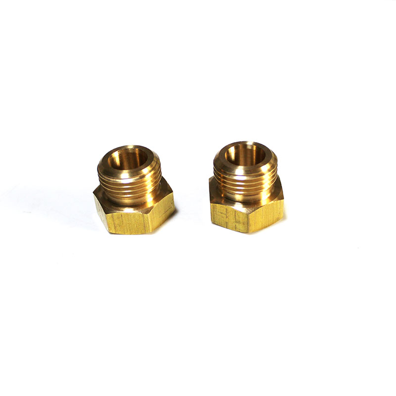 Precision Customized CNC Turning Brass Lathe Parts