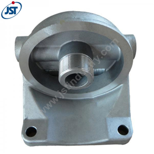 Industrial Green Metal Sand Casting