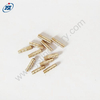 Precision CNC Micro Turning Small Brass Alloy Parts